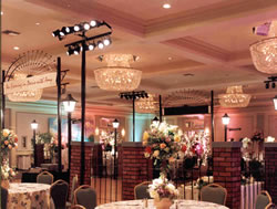 Photo of French Theme for Party Planning a Wedding or Bar Mitzvah